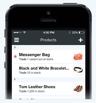 Shopify-Mobile
