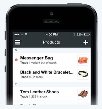 Shopify-Mobile