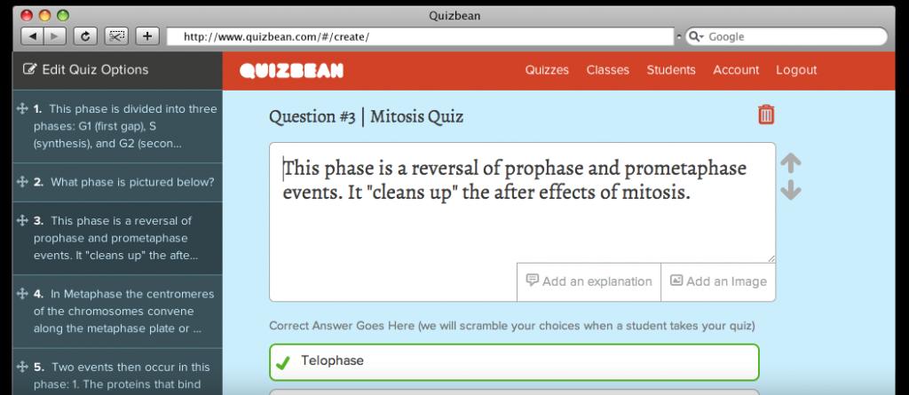 QuizBeam