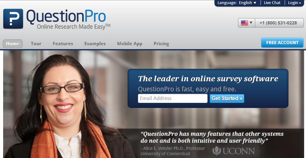 Online Research Made Easy With QuestionPro ...