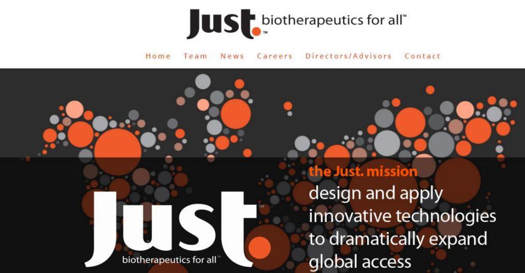 JustBiotherapeutics